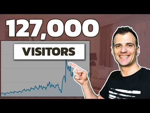 How To Get MASSIVE TRAFFIC To Your Website in 2020 thumbnail