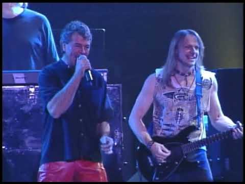 Deep Purple Live in Minneapolis USA June 2001