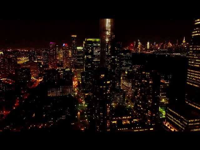 The Night and The City - by Roberto Manzoli