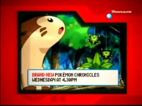 Toonami UK pokemon chronicles promo