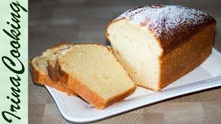 Творожный КЕКС Самый Вкусный Рецепт 🥧 Best Curd Cake ○ Ирина Кукинг