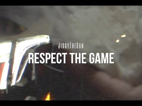 "JIGGYTHEDON - ""Respect The Game"" Trench mix (official music video)"