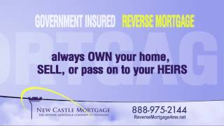 Reverse Mortgage East Tennessee - New Castle Mortgage Tri-Cities, Knoxville, East TN