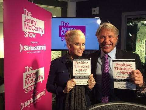 David Essel LIVE on THE Jenny McCarthy Show ! HIS 5TH VISIT!