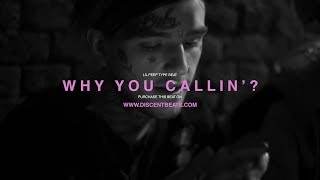 """FREE   """"WHY YOU CALLIN'?"""" – LiL PEEP TYPE BEAT   ALTERNATIVE ROCK (prod. by discent)"""