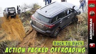 Weekend Offroading | Scorpio 4wd MLD, Fortuner, Pajero Sport, D-Max, Endeavour, Gypsy, Duster