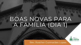 Congresso Apecom - Boas Novas Para a Família - 17/06/2021