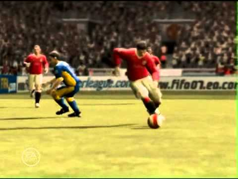 FIFA 07   Shiny Toy Guns on soundtrack