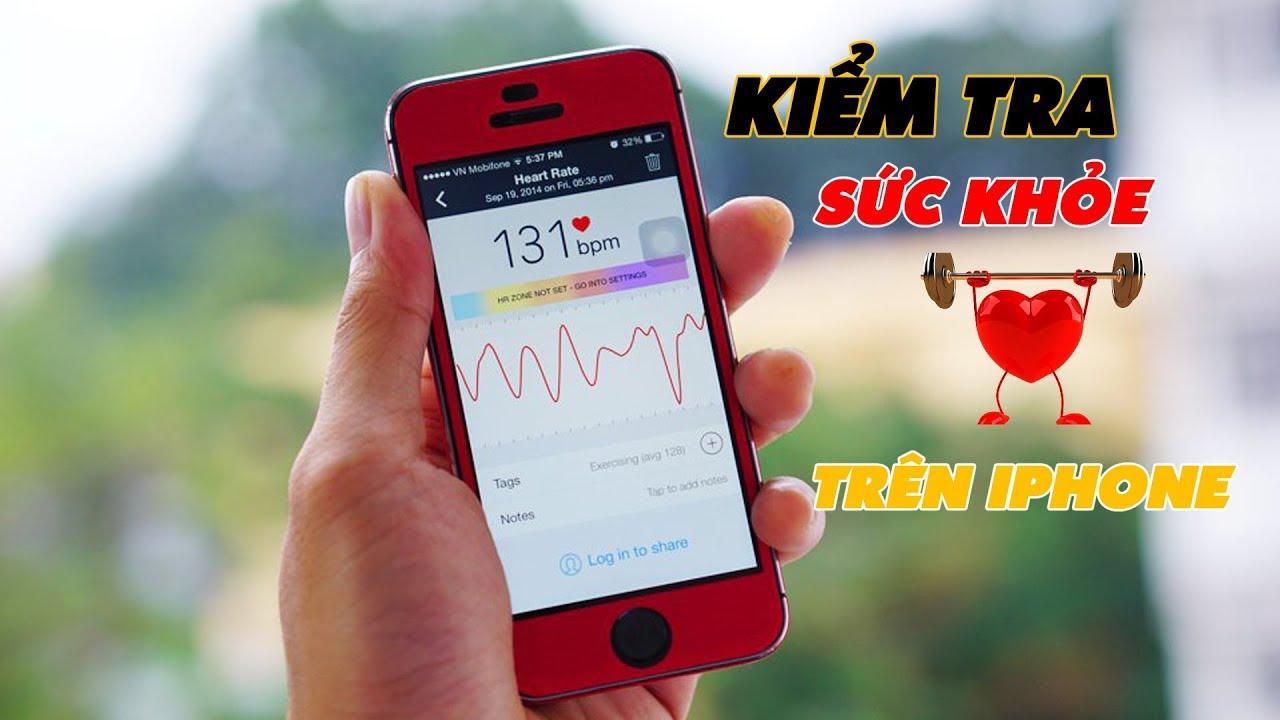 Đo Nhịp Tim Miễn Phí Trực Tiếp Trên iPhone Không Tốn 1 Xu | Truesmart