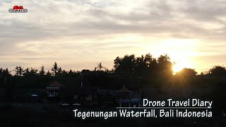 Tegenungan Waterfall, Bali Indonesia