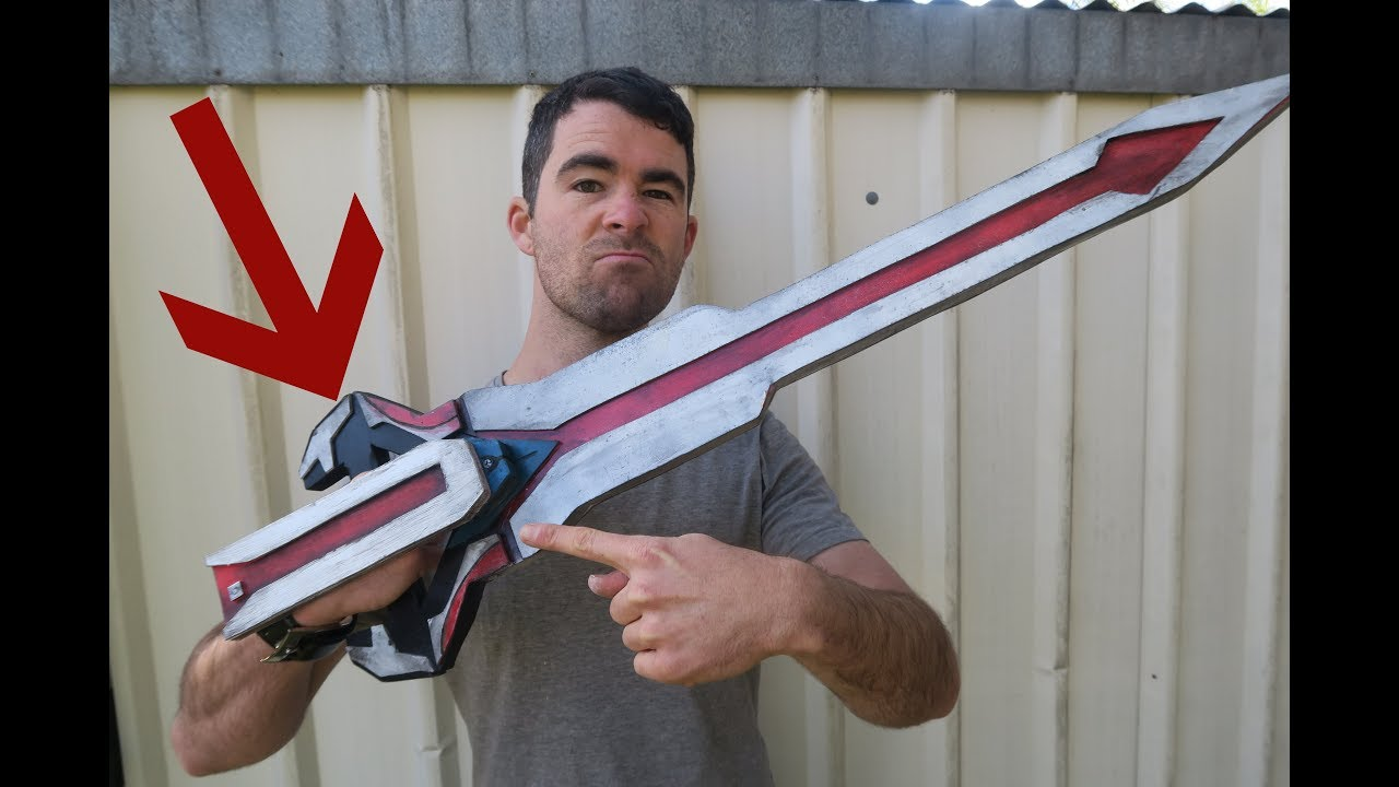 How to Improve Keith's Sword - Voltron Legendary Defender ...