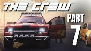 The Crew Gameplay Walkthrough - Part 7 - CLOSE RACE (closed beta pc)