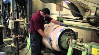Making An Oak Wine Barrel