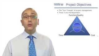 2.3 Project Objectives, TQC, SMART Objectives