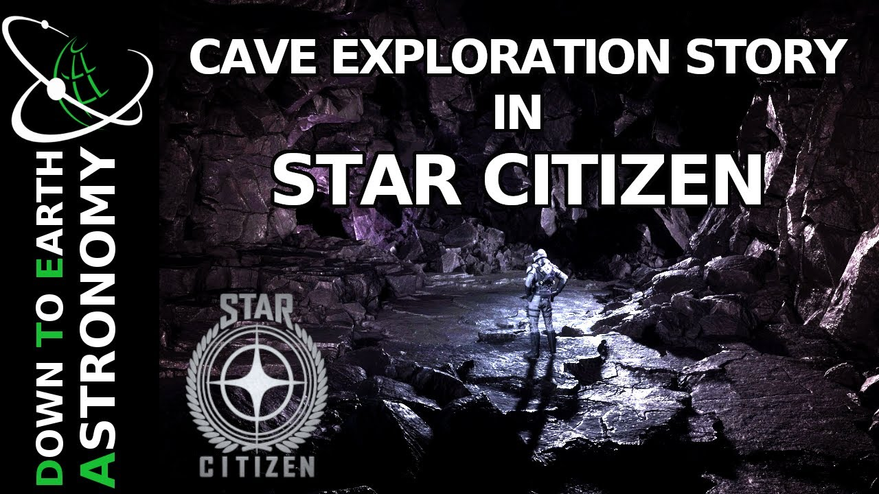 Cave Exploration Store in Star Citizen
