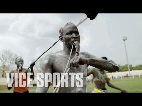 Wrestling for Peace in South Sudan
