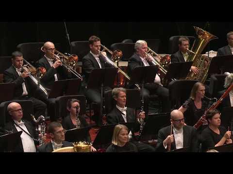 Asher Fisch Conducts Strauss' Alpine Symphony