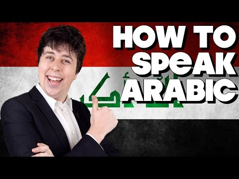 How To Speak Arabic, Without Knowing How!