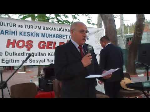 Dulkadiroğulları Tarihi Keskin Muhabbet Gecesi Düzenledi..2018