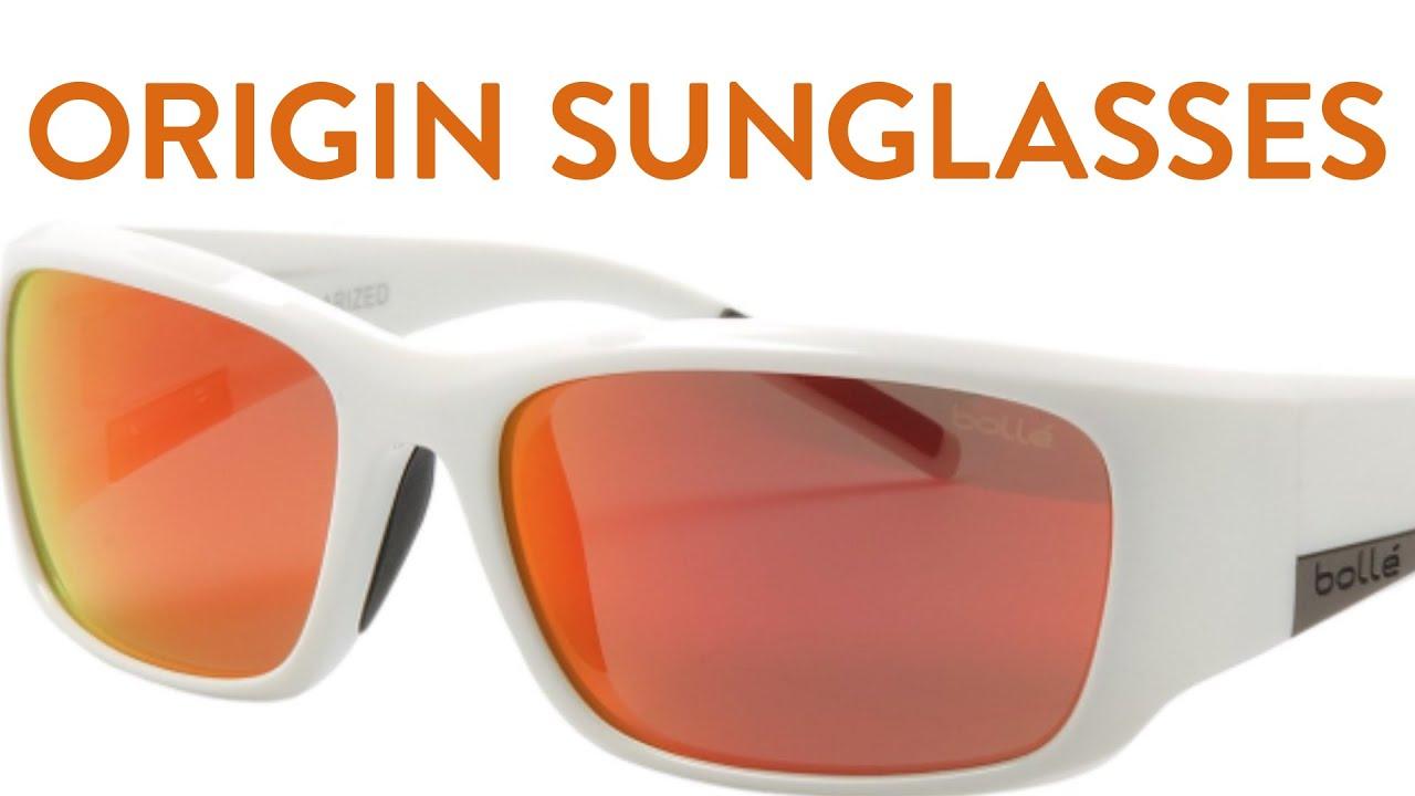3693357e0e2 Bolle Origin Sunglasses - Polarized - YouTube