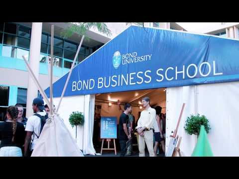 Experience Business at Bond: Open Day 2017