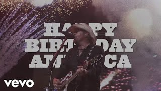 Download Toby Keith - Happy Birthday America (Official Lyric Video)