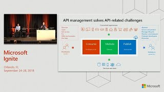 Expose APIs with peace of mind when using Azure API Management - BRK2200