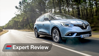 Renault Grand Scenic 2016 Car Review