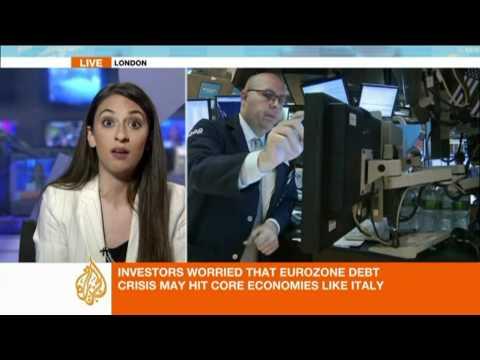 Interview: Euro Zone Debt Crisis