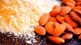 How To Make ALMOND FLOUR At Home ♥ ALMOND FLOUR For MACARON ♥ Tasty Cooking