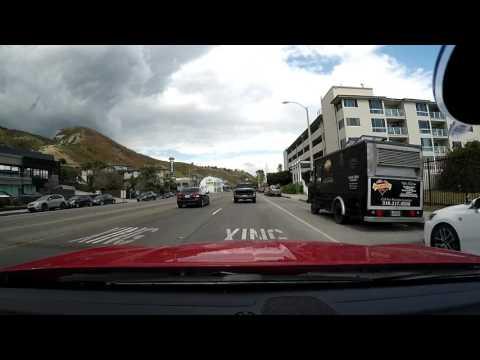 Drive: Malibu, Ca to Anaheim