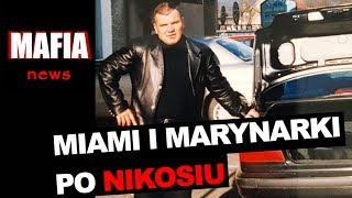 JAROSŁAW PIECZONKA PS. MIAMI: NIE NOSIŁEM MARYNAREK PO NIKOSIU | Mafia News