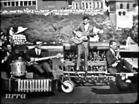 """Duane Eddy """"Forty Miles of Bad Road"""""""