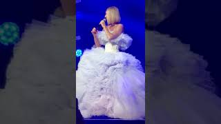Celine Dion singing Imagine- Courage World Tour 2019 Live in Columbus-Ohio