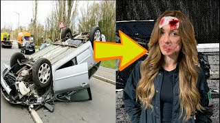 Becky Lynch and Charlotte Flair Accident /top5/