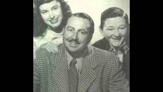 The Great Gildersleeve: Jolly Boys Falling Out / The Football Game / Gildy Spons