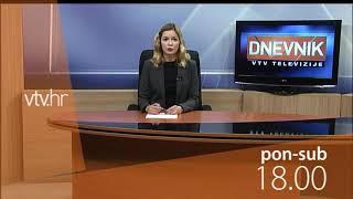 VTV Dnevnik najava 8. svibnja 2019.