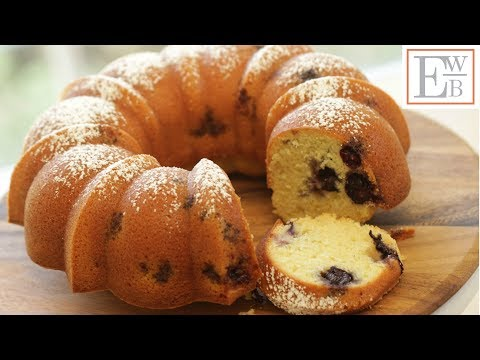 Beth's Blueberry Lemon Bundt Cake Recipe   ENTERTAINING WITH BETH