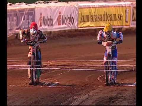 Indianerna - Lejonen - Heat 2, Leon Madsen