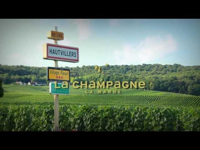 Hautvillers - La Marne - La Champagne