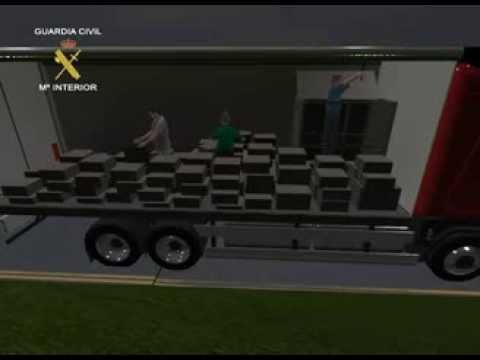 New modus operandi for stealing cargo from lorries on the move