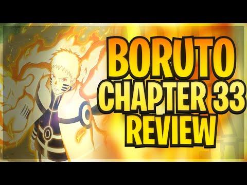 Hokage Naruto Destroys Delta! Boruto Chapter 33 Review!