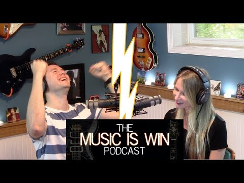 Is That a Guitar? - The Music is Win Podcast | Ep. 2