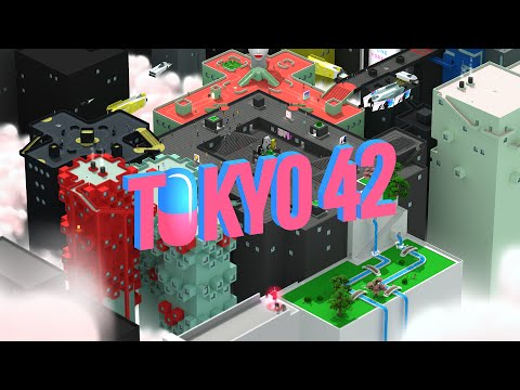 Slick action indie game 'Tokyo 42' channels 'Grand Theft Auto'