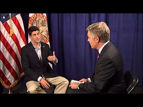 Romney running mate Paul Ryan Interview with WFLA'...