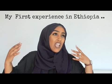 My first experience in Ethiopia