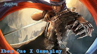 Prince of Persia (2008) - Xbox One X Backwards Compatible Gameplay (1080p)