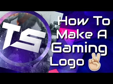 How To Make Gaming Logo On Android - YouTube
