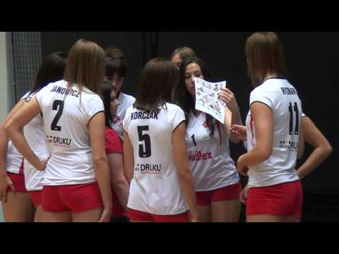 Budowlani Volley Toruń - Kulisy sesji