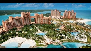 Discover Atlantis Resort tour -  Paradise Island Nassau 🇧🇸 Bahamas 🇧🇸